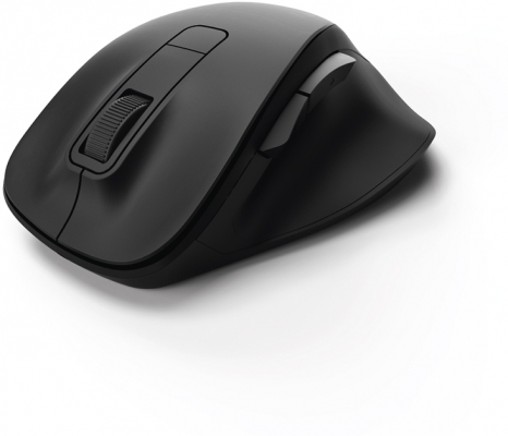 Mouse optic wireless MW-500, negru Hama