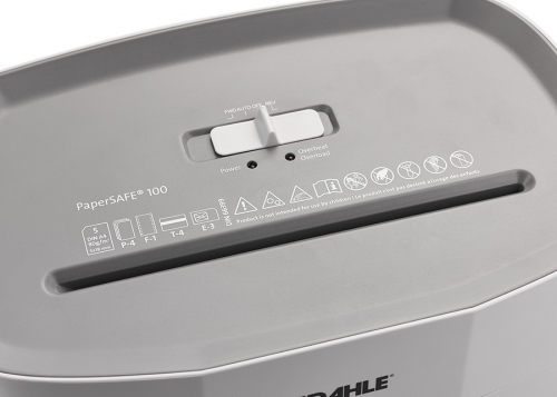 Distrugator documente 5 coli, PaperSafe Dahle