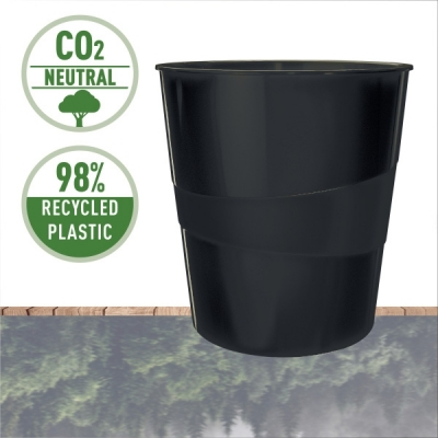 Cos hartii, 15 l, Recycle Leitz