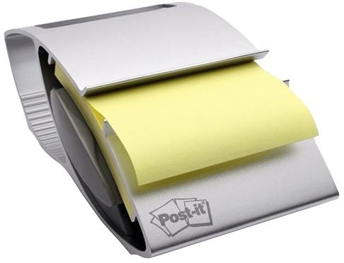 Dispenser Pininfarina pentru Post-It®-Z 76 mm x 76 mm 3M