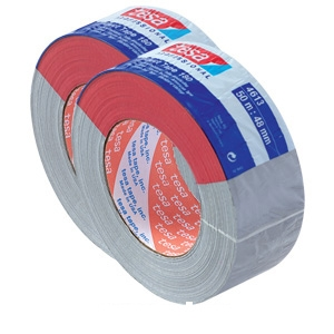 Banda adeziva duct tape 48 mm x 50 m Tesa