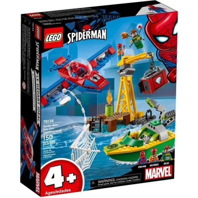 Spider-Man: Doc Ock si furtul diamantelor 76134 LEGO Marvel Super Heroes
