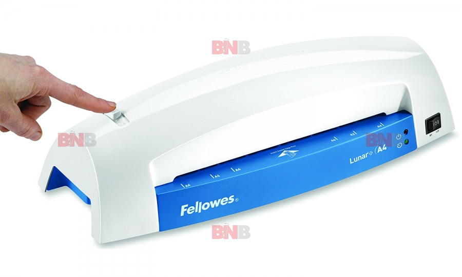 fellowes lunar a3 laminator instructions