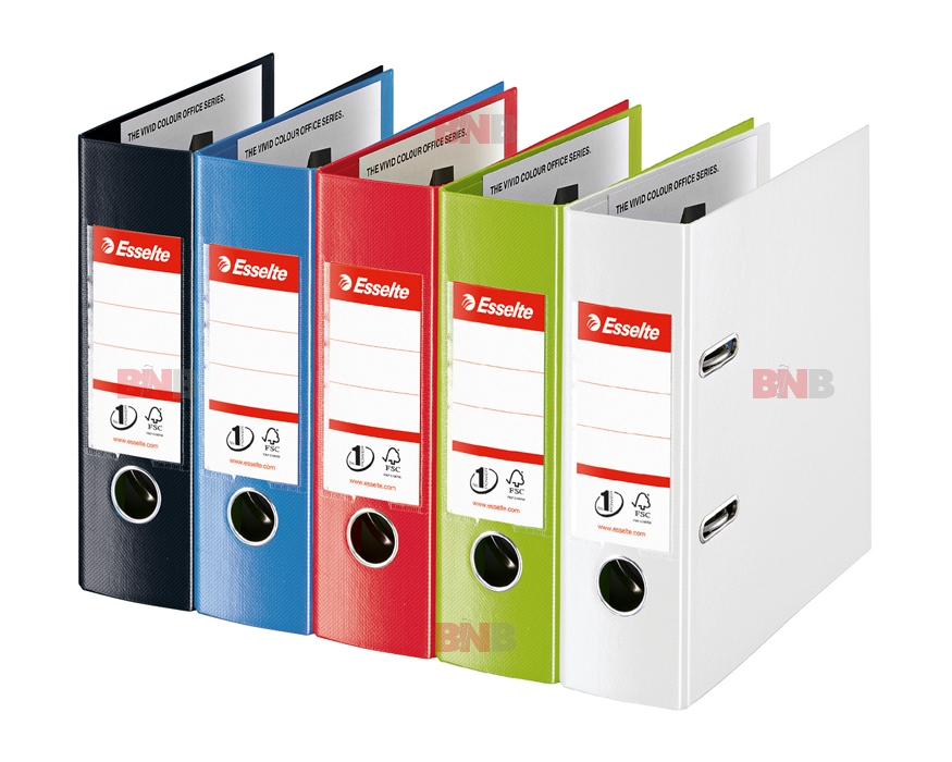 Biblioraft A5 75 mm No.1 Power VIVIDA Esselte