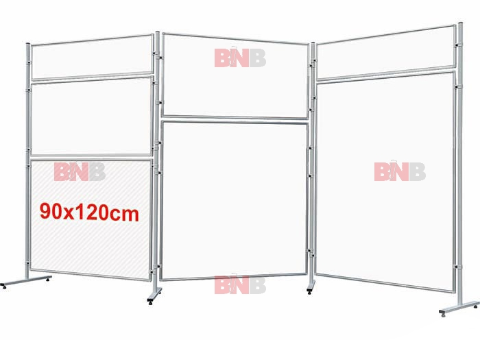 perete despartitor eco 120 x 90 cm whiteboard franken bnb. Black Bedroom Furniture Sets. Home Design Ideas