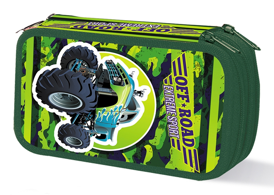 Penar echipat 3 fermoare Extreme Truck S-Cool
