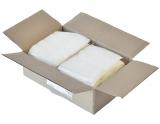 Cutie 1000 plicuri C6 siliconice pentru colete 110 x 175 mm Romkuvert