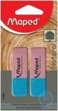 Radiera Duo Gom medium, 2 buc/set, Maped