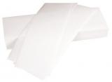 Benzi pentru epilat 7 x 22 cm, alb, 100 buc/set