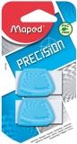 Radiera Precision, 2 buc/set, Maped