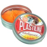 Plastilina Inteligenta Clasica Portocalie