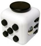 Jucarie antistres Fidget Cub, culoare alb/negru