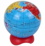 Ascutitoare simpla, cu rezervor, Globe Maped
