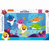 Puzzle Baby Shark, 15 Piese Ravensburger