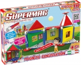 Supermag My Houses - Set Constructie 119 Piese Supermag