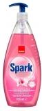 Detergent lichid pentru vase, 700 ml, Migdale, Sano Spark
