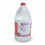 Gel dezinfectant pentru maini Techno 4 L Sano