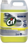 Degresant lichid profesional concentrat pentru bucatarie, 5l, Cif
