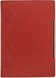 Jurnal B6, culoare burgundy, 224 file, Alicante