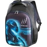 Rucsac laptop uRage Cyberbag Soldier, 17.3 inch, negru Hama