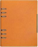 Organizer A5, culoare orange, 290 file, Alicante