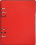 Organizer A5, culoare rosu, 290 file, Alicante