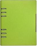 Organizer A5, culoare verde deschis, 290 file, Alicante