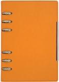 Organizer B6, culoare orange, 230 file, Alicante
