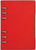 Organizer B6, culoare rosu, 230 file, Alicante