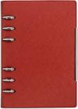Organizer B6, culoare burgundy, 230 file, Alicante