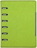 Organizer A6, culoare verde deschis, 190 file, Alicante