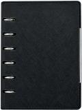 Organizer A6, culoare negru, 190 file, Alicante