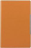 Agenda de lux A5, culoare orange, 244 file, Alicante