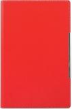 Agenda de lux A5, culoare rosu, 244 file, Alicante