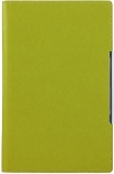 Agenda de lux A5, culoare verde deschis, 244 file, Alicante