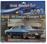 Model Set 1968 Dodge Charger (2 in 1)