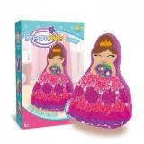 Set creatie perna pentru copii Dream Kids, model Printesa