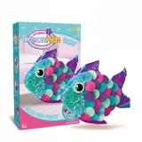 Set creatie perna pentru copii Dream Kids, model Peste Multicolor