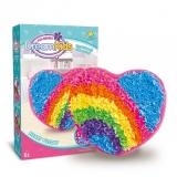 Set creatie perna pentru copii Dream Kids, model Inima