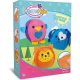 Set creatie perna pentru copii Dream Kids, 3 jucarii/set