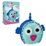 Set creatie perna pentru copii Dream Kids, model Peste