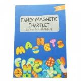 Joc educativ magnetic tip carte Fancy Magnetic Charlet, Multicolor