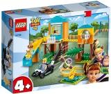 Aventura lui Buzz si Bo Peep pe terenul de joaca 10768 LEGO Disney Pixar Toy Story 4