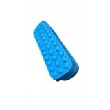 Penar Pop it Now, 20 cm, culoare albastru