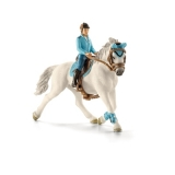 Figurina Schleich - Cavaler de competitie