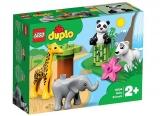 Pui de animale 10904 LEGO Duplo