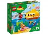 Aventura cu submarinul 10910 LEGO Duplo