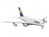 Macheta avion Revell Airbus A380 Lufthansa