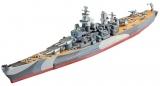 Macheta vapor Battleship U.S.S. Missouri(WWII) - Revell 05128