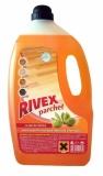 Detergent parchet cu ulei de masline 4 l Rivex